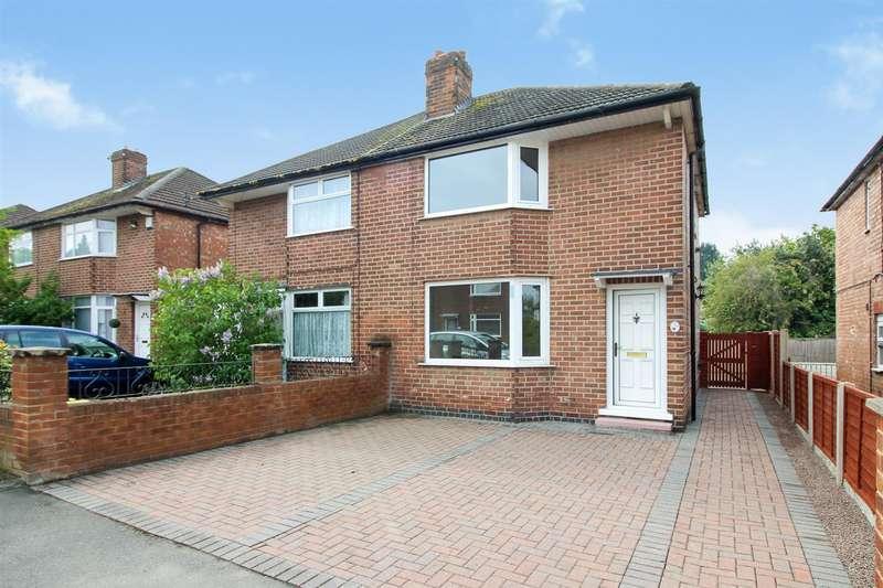 2 Bedrooms House for sale in Hemlock Avenue, Stapleford, Nottingham