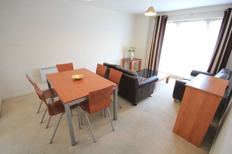 2 Bedrooms Apartment Flat for sale in Westgate Court, Oxford Road, Reading, RG30
