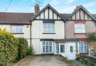 3 Bedrooms Terraced House for sale in Highcroft Cottages, London Road, Swanley, Kent