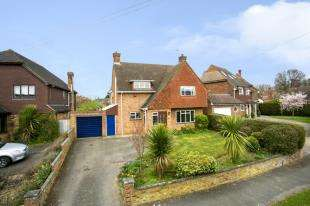 4 Bedrooms Detached House for sale in Ridgeway Crescent, Tonbridge, Kent