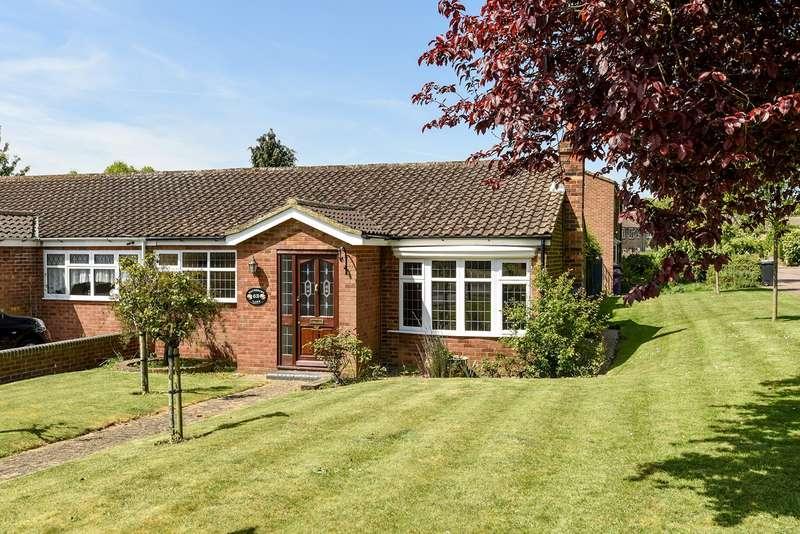 3 Bedrooms Semi Detached Bungalow for sale in Salusbury Lane, Offley, Hitchin, SG5
