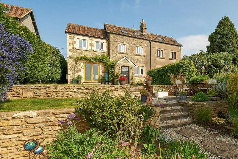 5 Bedrooms Semi Detached House for sale in Lower Wadswick, Box, Corsham