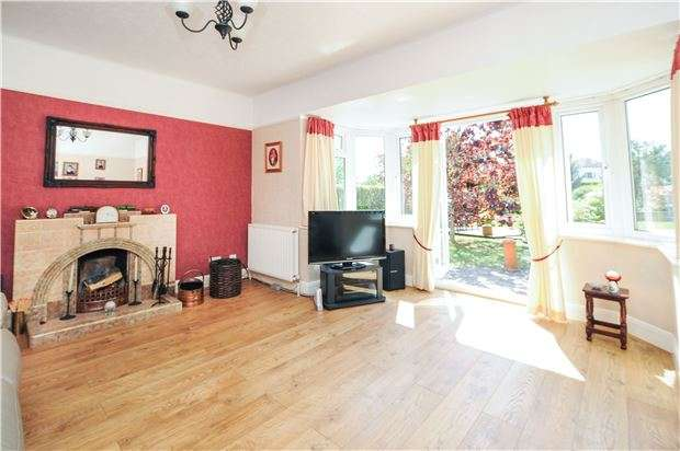 3 Bedrooms Detached House for sale in Southwood Avenue, COULSDON, Surrey, CR5 2DT