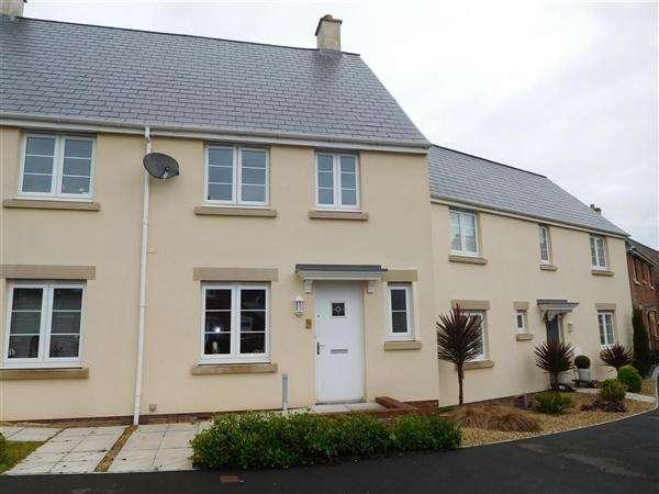 3 Bedrooms Terraced House for sale in Roundbush Crescent, Caldicot