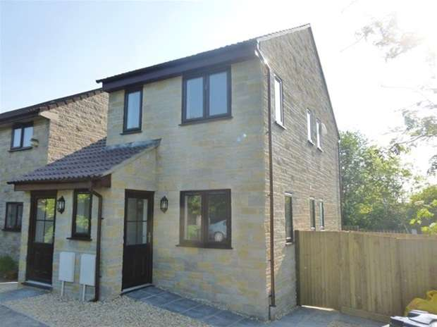 1 Bedroom Flat for sale in Manor Close, Glastonbury