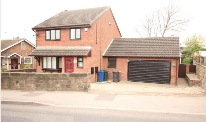 3 Bedrooms Detached House for sale in Carlton Road Barnsley