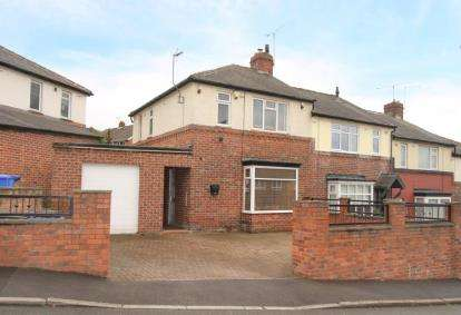 3 Bedrooms Town House for sale in Helmton Road, Sheffield, South Yorkshire