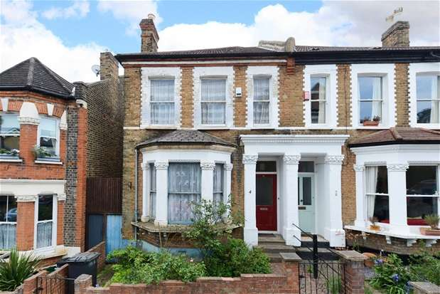 4 Bedrooms Terraced House for sale in Tredown Road, Sydenham