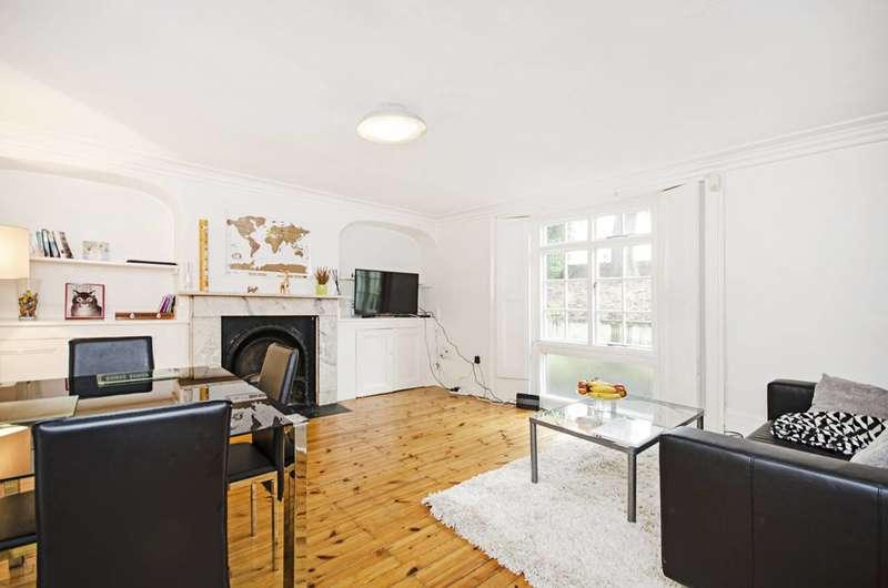 1 Bedroom Flat for sale in Middleton Road, London Fields, E8
