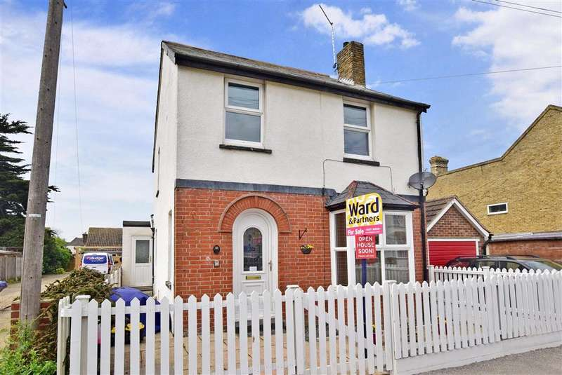 4 Bedrooms Detached House for sale in Gordon Road, Herne Bay, Kent
