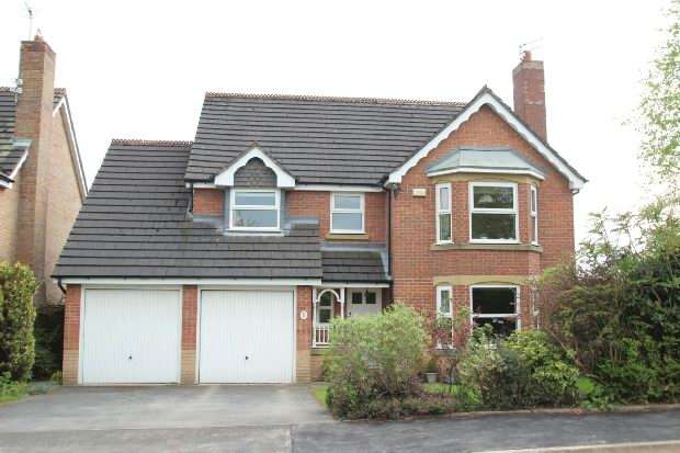 4 Bedrooms Detached House for sale in Oldbrook Fold, Timperley