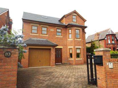 6 Bedrooms Detached House for sale in Duke Street, Formby, Liverpool, Merseyside, L37