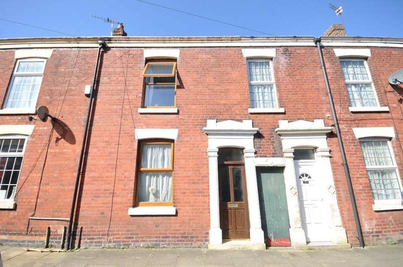 2 Bedrooms Terraced House for sale in Norris Street, Preston, Lancashire, PR1 7PX