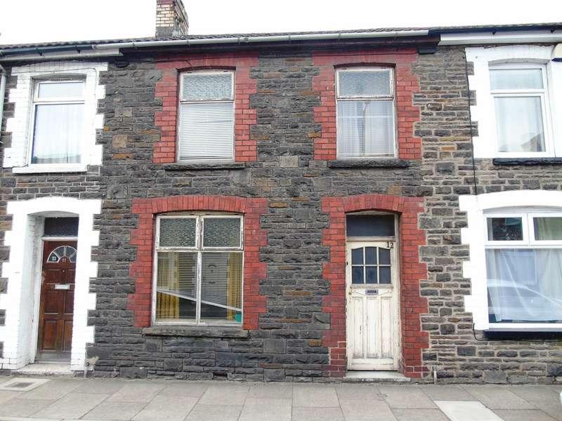3 Bedrooms Terraced House for sale in Middle Street, Pontypridd