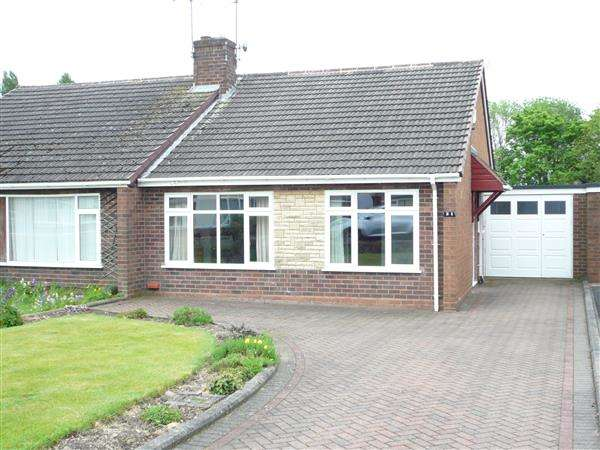 3 Bedrooms Bungalow for sale in Johnson Avenue, Wednesfield, Wednesfield