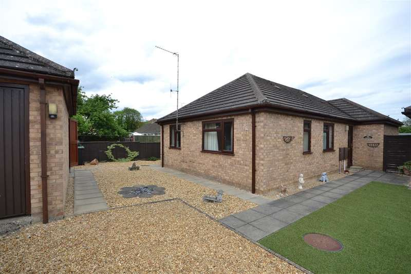 3 Bedrooms Bungalow for sale in Townsend, Soham