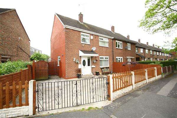 3 Bedrooms Semi Detached House for sale in Hargrave Drive, Ellesmere Port