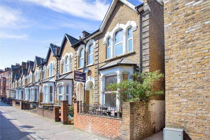 3 Bedrooms Maisonette Flat for sale in Clapton Passage, Hackney, London, E5