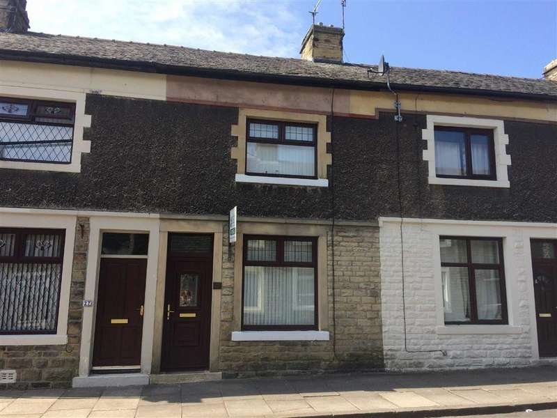 2 Bedrooms Terraced House for sale in Colin Street, Barnoldswick, Lancashire