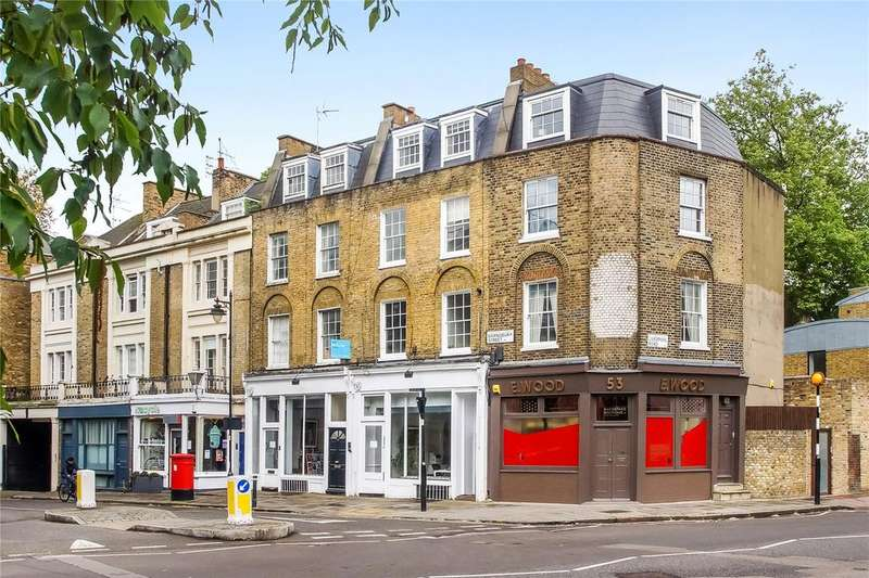 2 Bedrooms Apartment Flat for sale in Barnsbury Street, London, N1