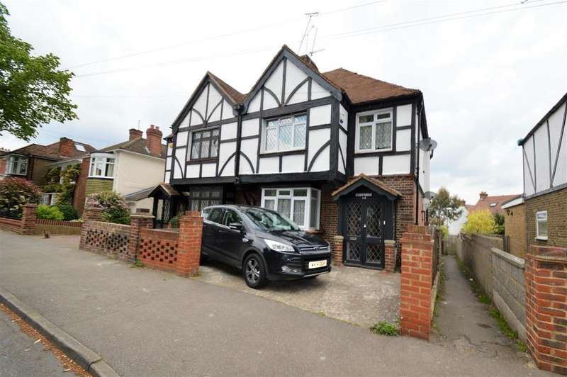 3 Bedrooms House for sale in Third Avenue, Gillingham
