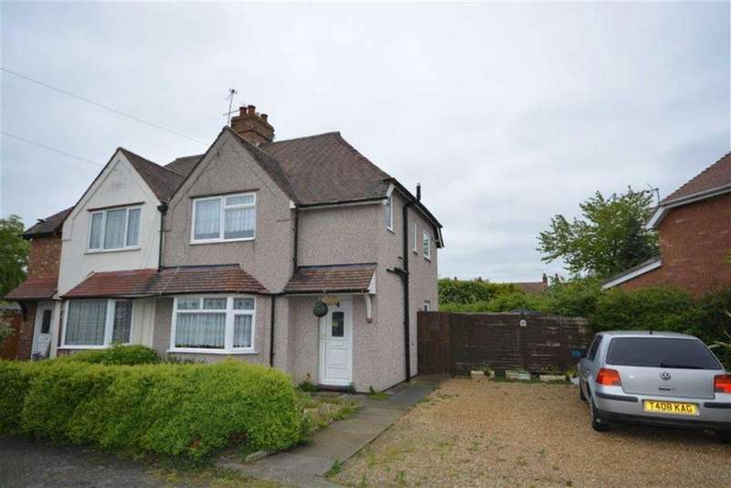3 Bedrooms Semi Detached House for sale in New Street, Bulkington