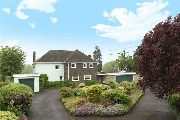 3 Bedrooms Detached House for sale in School Lane, Harrold, Bedford