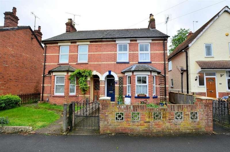 3 Bedrooms Semi Detached House for sale in Recreation Road, Tilehurst, Reading
