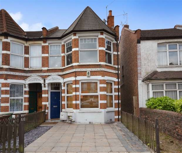 2 Bedrooms Flat for sale in Pinner Road, HARROW, Middlesex