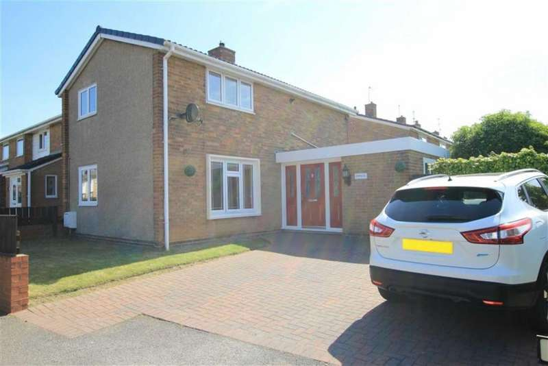 3 Bedrooms Terraced House for sale in Hardinge Road, Newton Aycliffe, County Durham