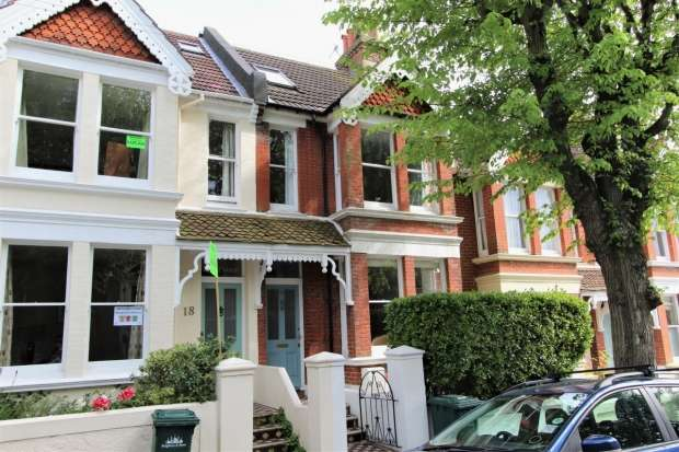 4 Bedrooms Terraced House for sale in Lowther Road Preston Park Brighton