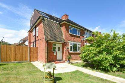 4 Bedrooms Semi Detached House for sale in Bridle Road, Croydon