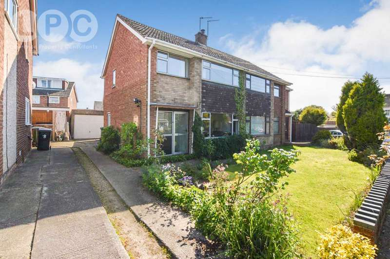 4 Bedrooms Semi Detached House for sale in Buckhold Drive, Allesley Park, Coventry, CV5
