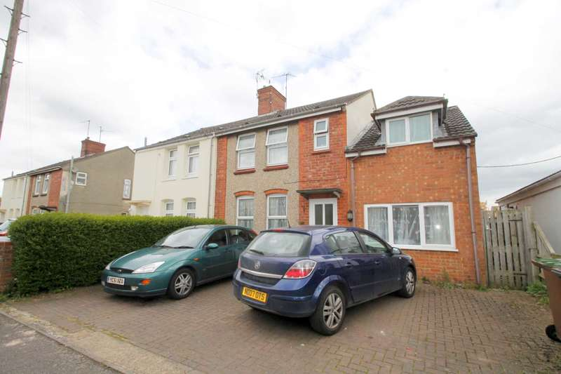 4 Bedrooms Semi Detached House for sale in Gray Street, Irchester