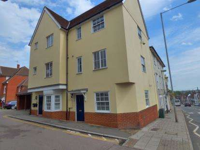 2 Bedrooms Flat for sale in East Hill, Colchester, Essex