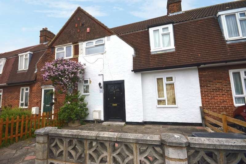 2 Bedrooms Terraced House for sale in Brookehowse Road London SE6