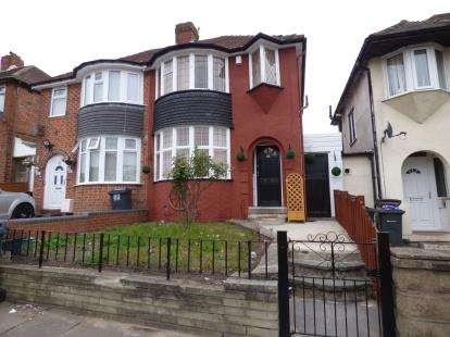 3 Bedrooms Semi Detached House for sale in Glenpark Road, Alum Rock, Birmingham