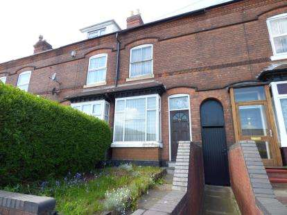 3 Bedrooms Terraced House for sale in Wiggin Street, Birmingham, West Midlands