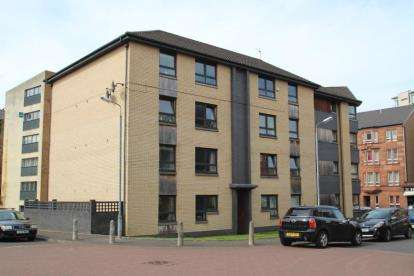 2 Bedrooms Flat for sale in Arcadia Place, Glasgow Green