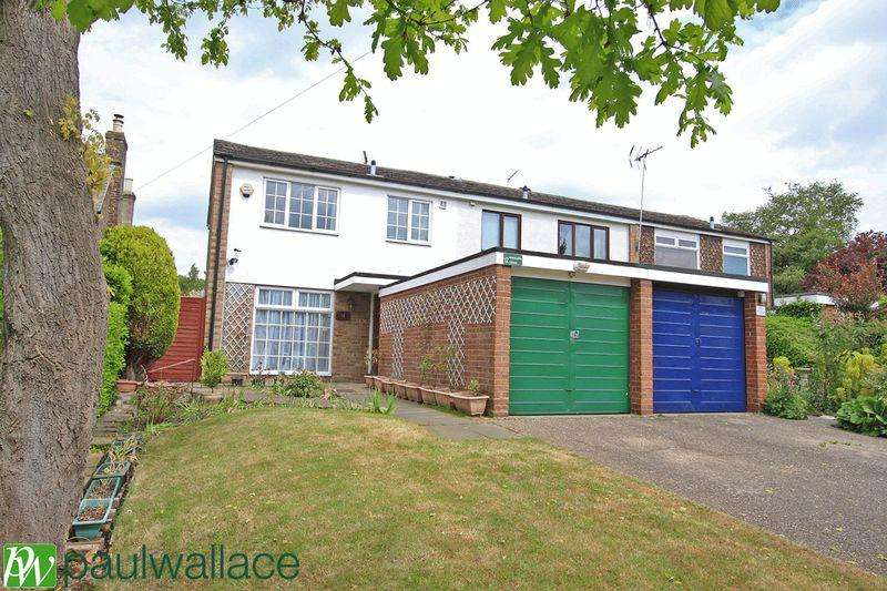 3 Bedrooms End Of Terrace House for sale in Wheelers Green, Nazeing
