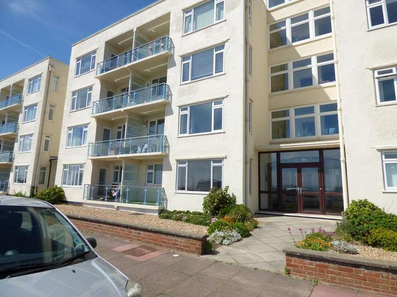 2 Bedrooms Apartment Flat for sale in West Parade, Bexhill-on-Sea, TN39