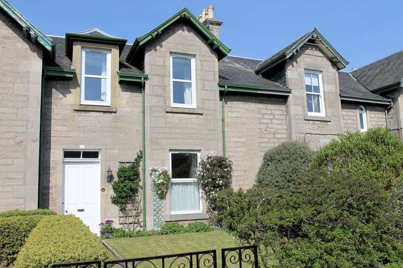 2 Bedrooms Terraced House for sale in 12 Wellington Road, Nairn, IV12 4RE