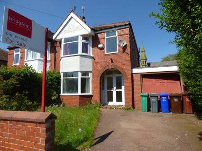 3 Bedrooms Semi Detached House for sale in Vicars Road, Manchester, Greater Manchester