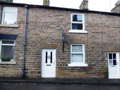 2 Bedrooms Terraced House for sale in Old Road, Whaley Bridge, High Peak