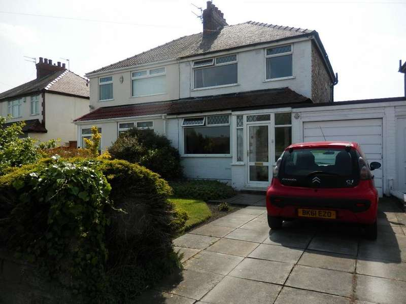3 Bedrooms Semi Detached House for sale in Southport road