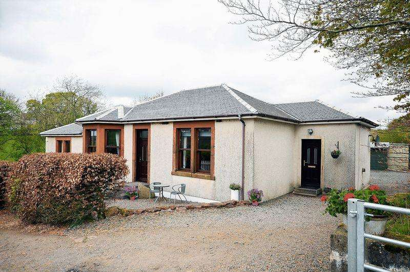 4 Bedrooms Detached Bungalow for sale in Garfield Cottage, by Mauchline KA5 6HQ