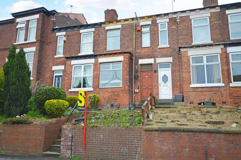 2 Bedrooms Terraced House for sale in Turncroft Lane, Stockport