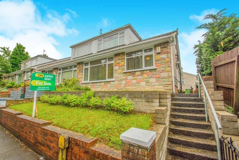 3 Bedrooms Semi Detached Bungalow for sale in Michaelston Road, Cardiff