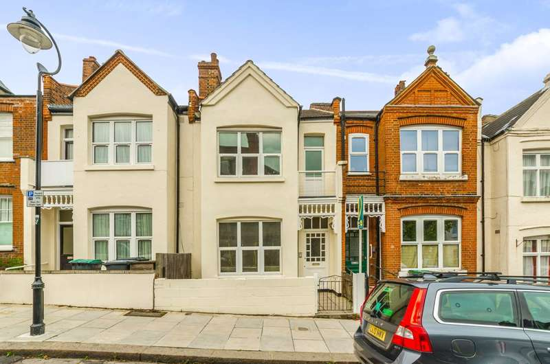 5 Bedrooms Terraced House for sale in Rathcoole Gardens, Hornsey, N8