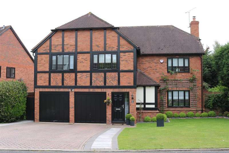 5 Bedrooms Detached House for sale in The Coppice, Atherstone